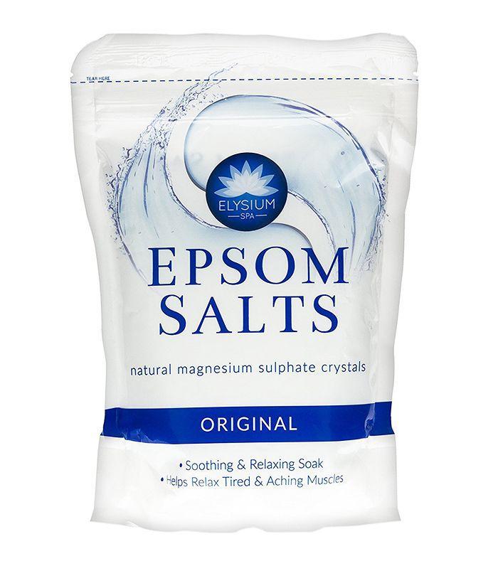Magnesium benefits: Elysium Epsom Salts