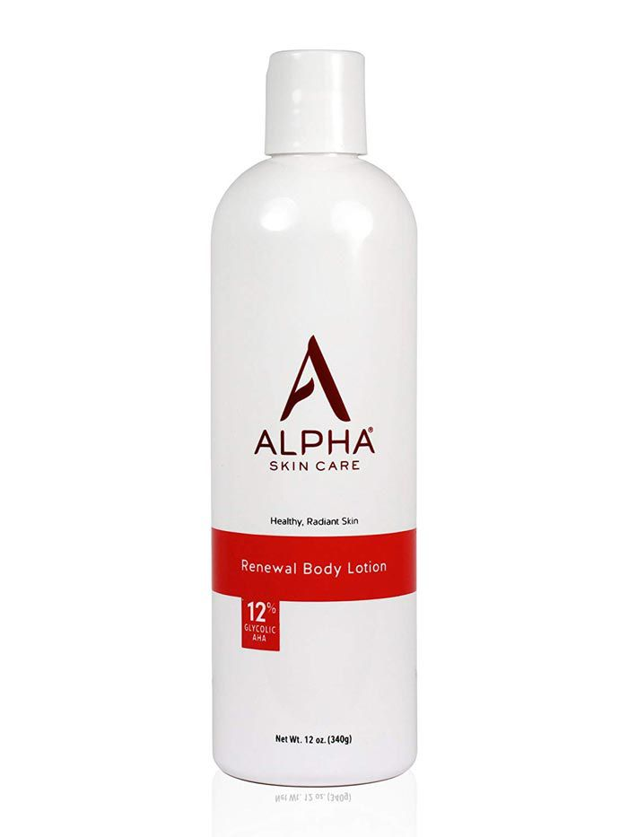 Alpha Skin Care Renewal Body Lotion