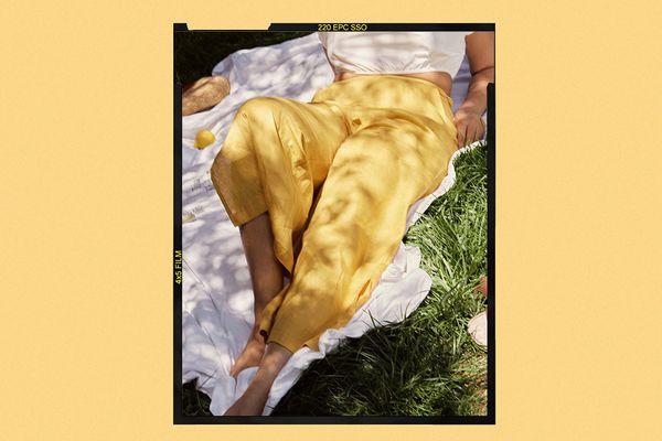 Loose Pants Whimsy + Row Valentina Pant