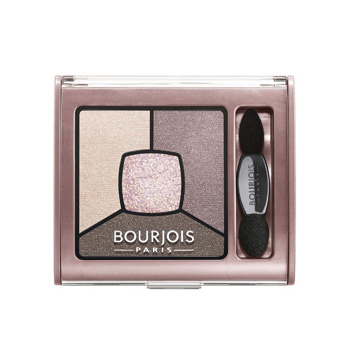 Bourjois Smoky Stories Quad Eyeshadow Palette in Over Rose