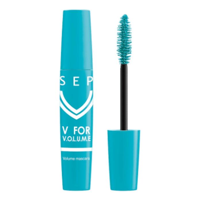 V for V.O.L.U.M.E. Mascara Blue 0.4 oz/ 12 mL