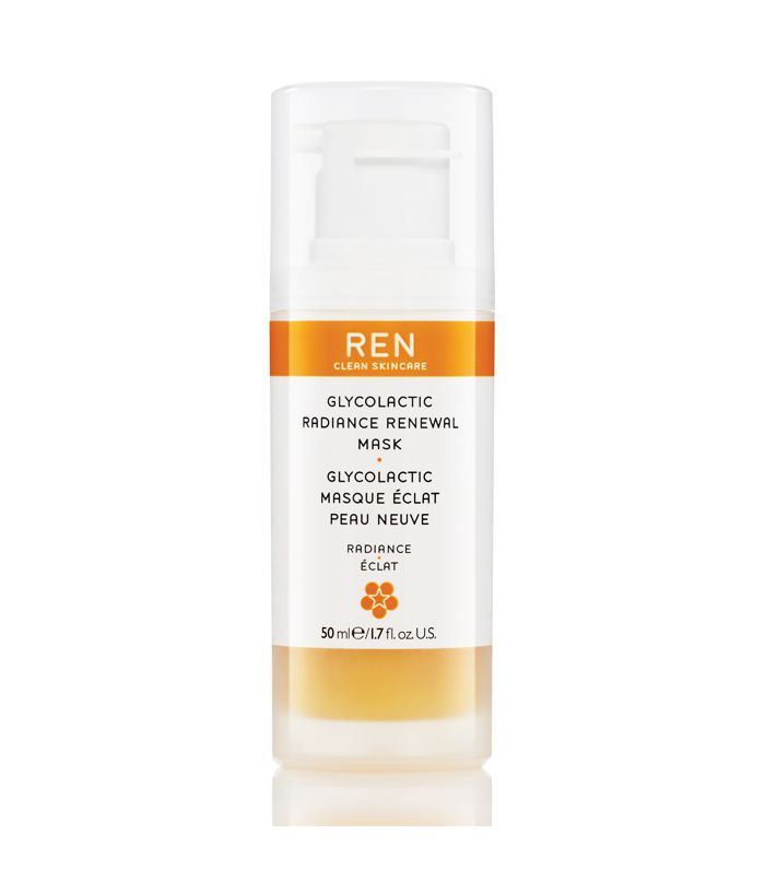 best face mask: Ren Glycolactic Radiance Renewal Mask