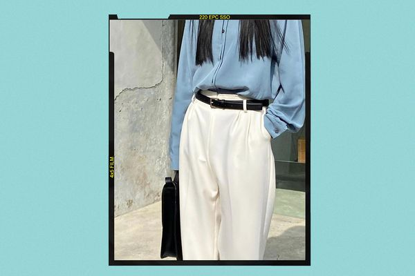 Best Work Pants for Women The Frankie Shop