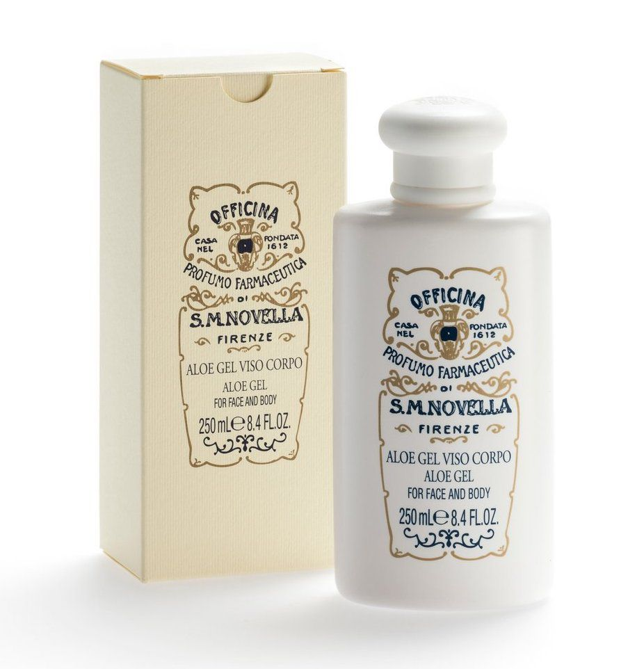 Santa Maria Novella Aloe Gel for Face and Body