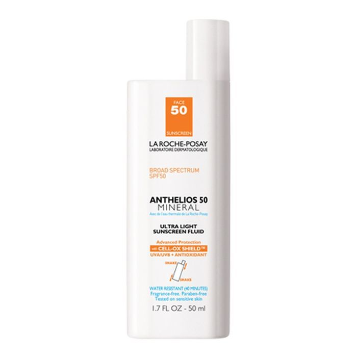 La Roche-Posay Anthelios 50 Mineral Ultra-Light Sunscreen Fluid SPF 50
