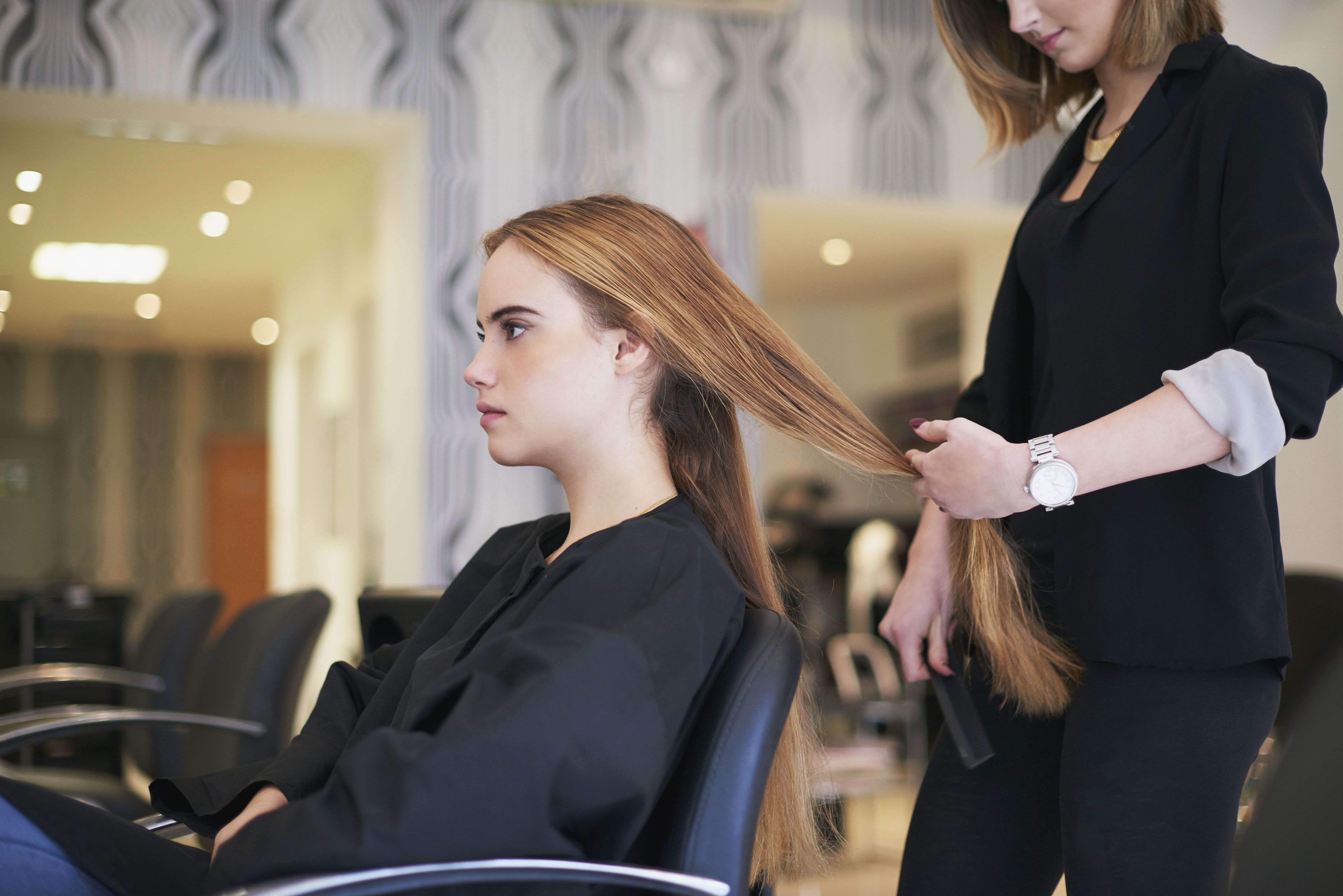 Why You Leave the Salon Disappointed