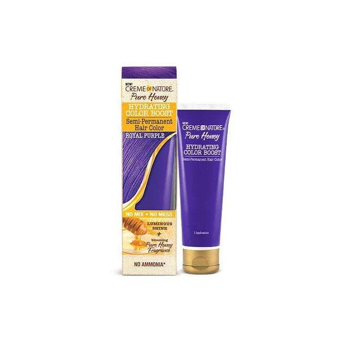 Pure Honey Hydrating Color Boost Semi-Permanent Vivid Colors.