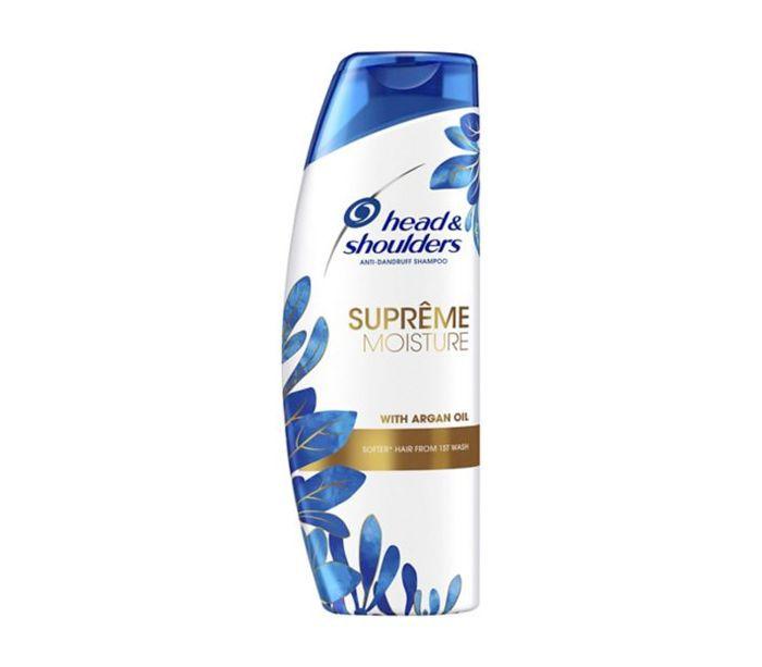 best shampoo for every hair type: Head & Shoulders Supreme Moisture shampoo