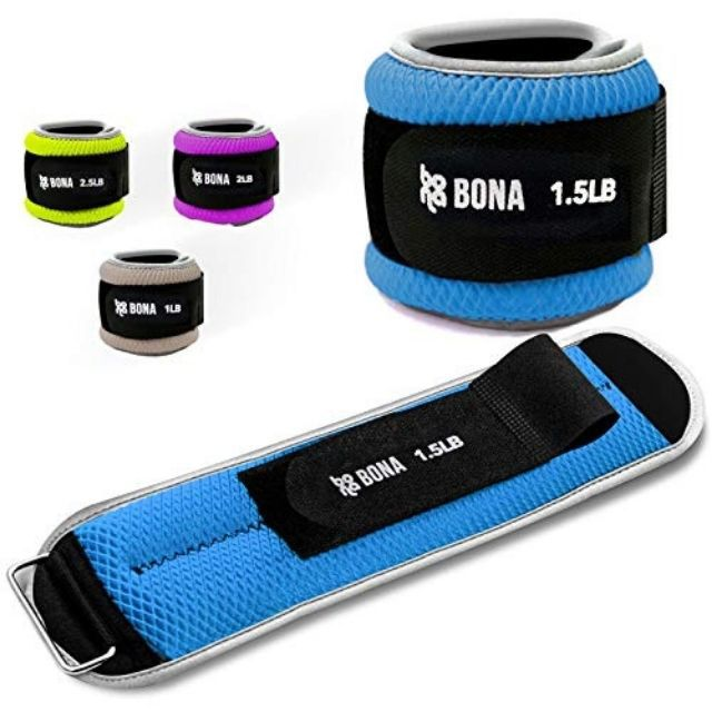 BONA Fitness Ankle Weights
