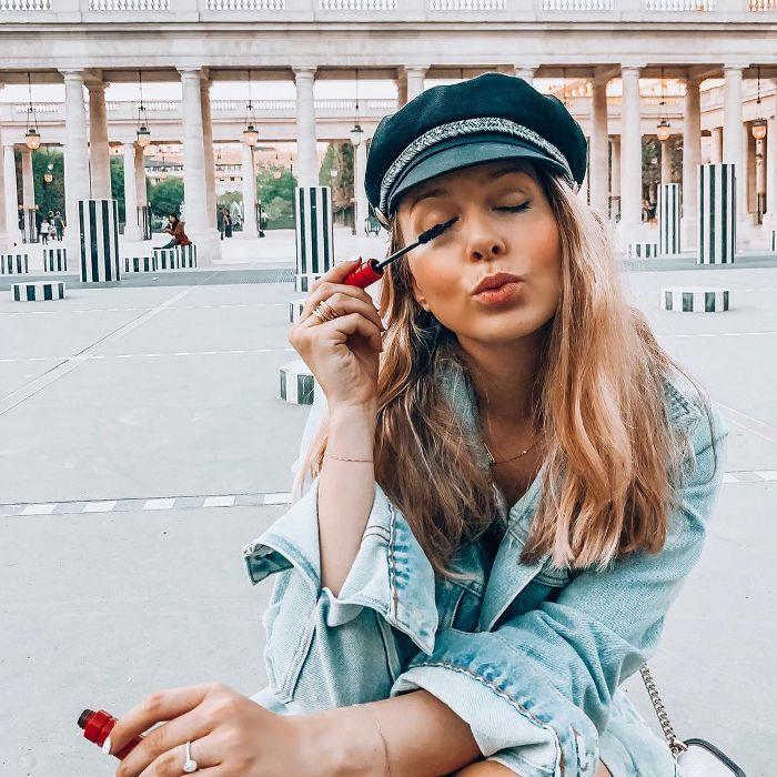french beauty bloggers: @carolinelestang