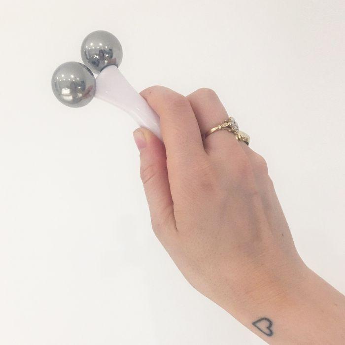 The Body Shop Twin-Ball Revitalising Facial Massager