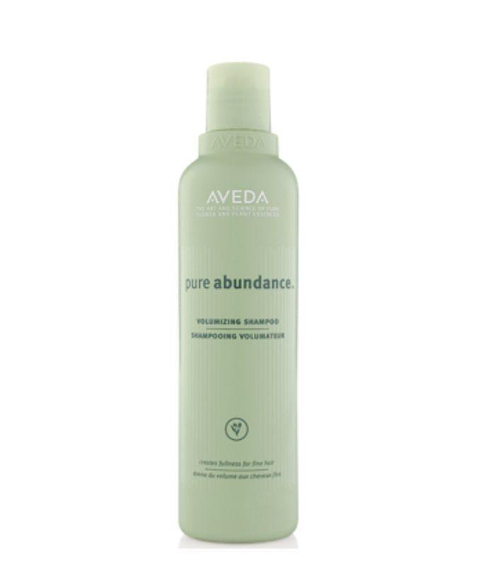 best eco-friendly hair products: Aveda Pure Abundance Volumizing Shampoo