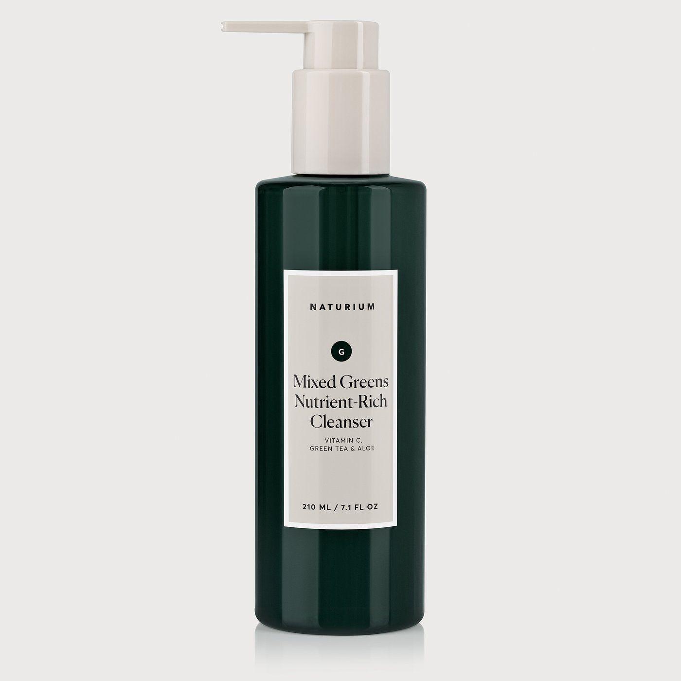 Naturium Mixed Greens Nutrient-Rich Cleanser