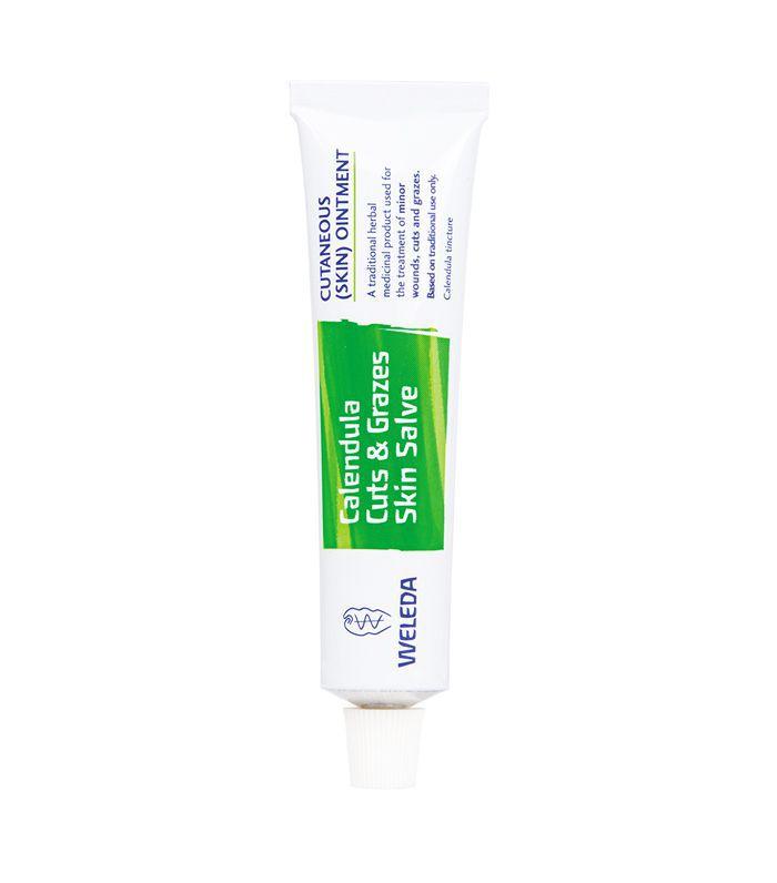 Natural Pain Relief: Weleda Calendula Cuts and Grazes Skin Salve