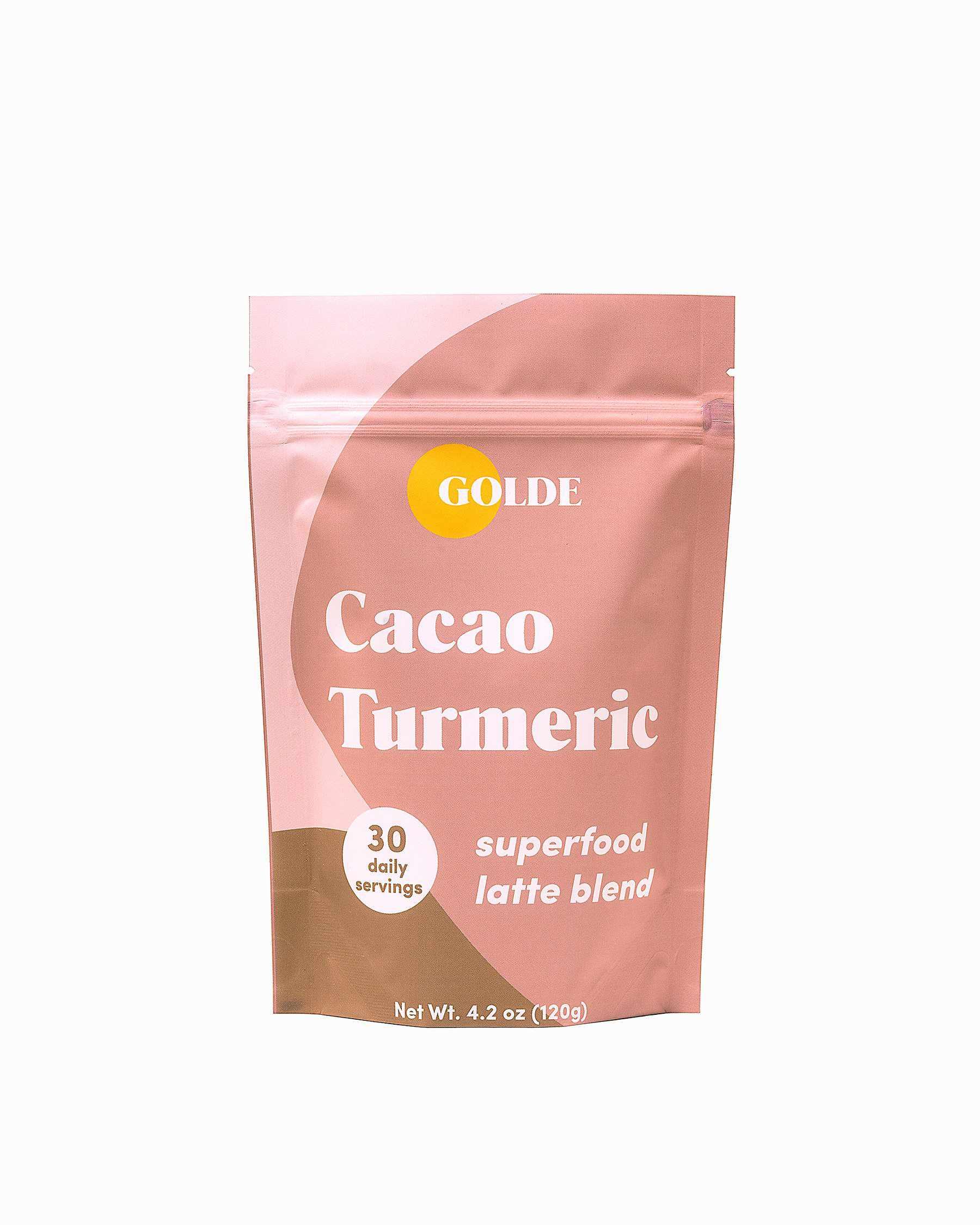 Cacao Turmeric Latte Blend