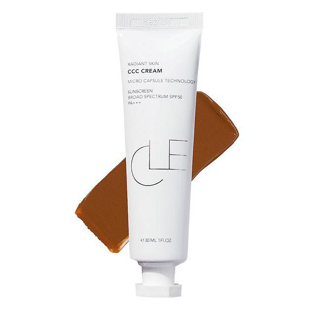 Cle Cosmetics CCC Cream Foundation