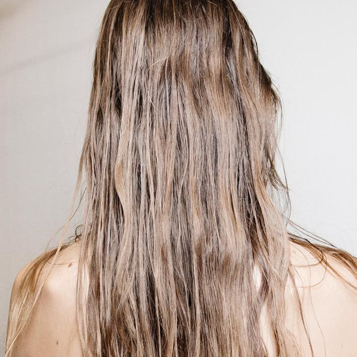 How To Get Rid Of Hair That Always Feels Greasy