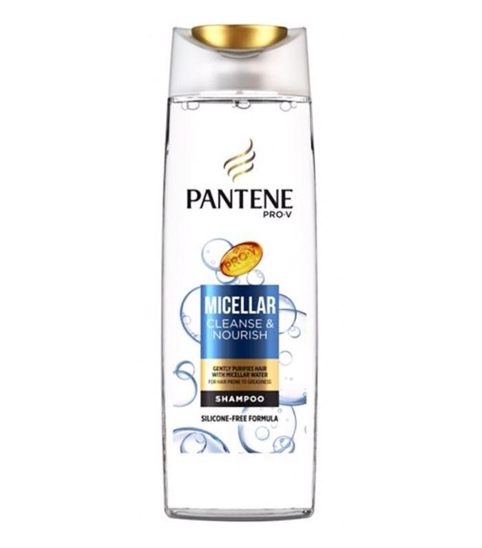 Best clarifying shampoo: Pantene Pro V Micellar Cleanse and Nourish Shampoo
