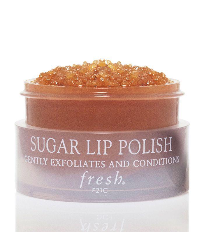 Best lip scrub: Fresh Sugar Lip Polish