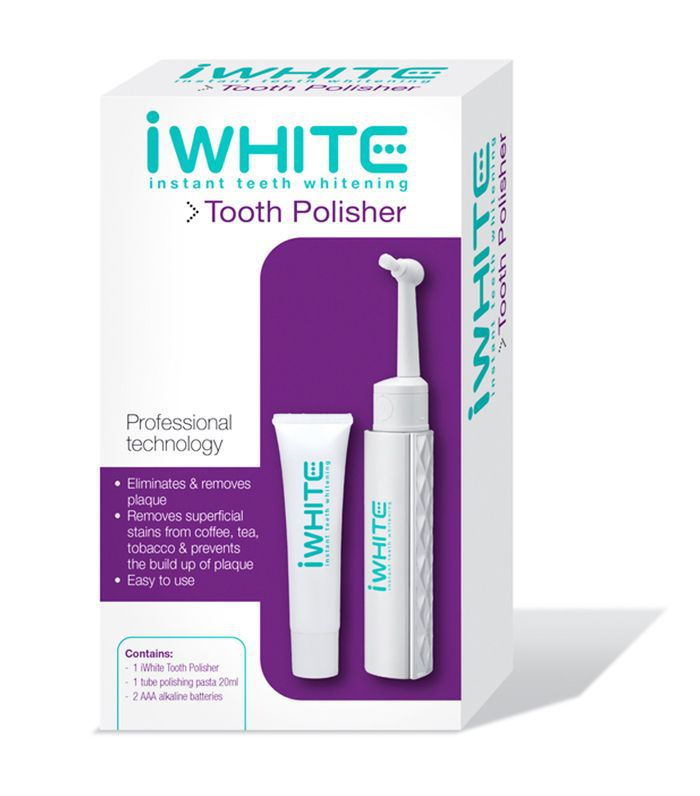 best teeth-whitening kit: iWhite Instant Teeth Whitening Polisher