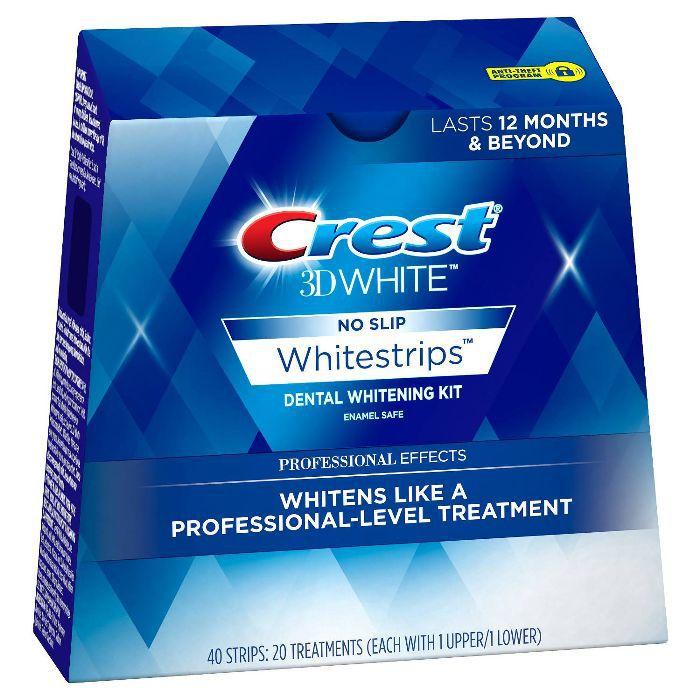 Whitestrips Professional Effects Teeth Whitening Kit