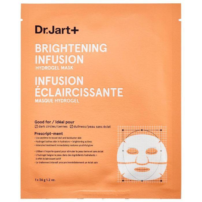 Brightening Infusion Hydrogel Mask 1 x 1.2 oz mask/ 1 x 34 g