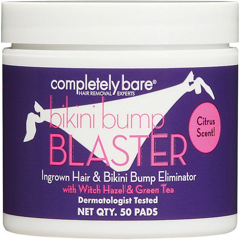 Completely Bare Bikini Bump Blaster Ingrown Hair & Bikini Bump Eliminator