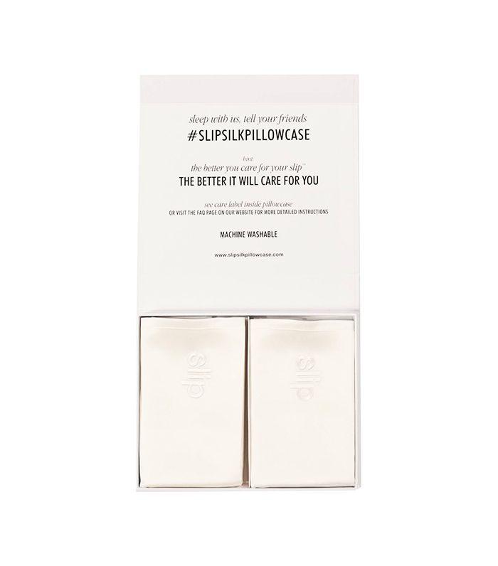 Slip(TM) For Beauty Sleep Slipsilk(TM) Pure Silk Queen Pillowcase Duo