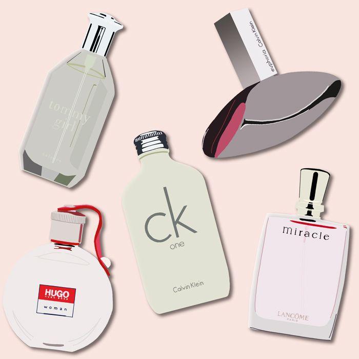 teenage perfume