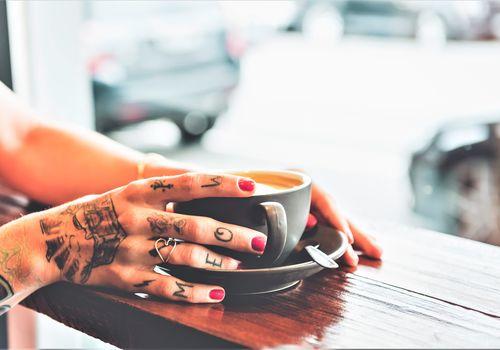 Hand Tatoo