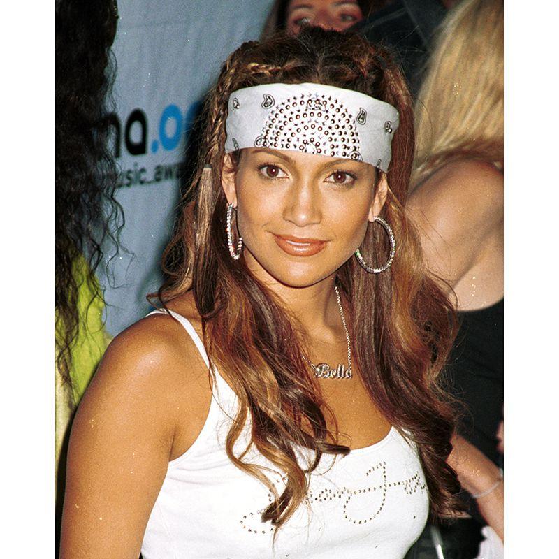 Jennifer Lopez Bandana