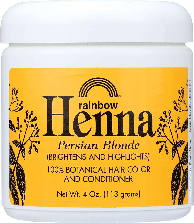 Rainbow Research Henna Botanical Hair Color