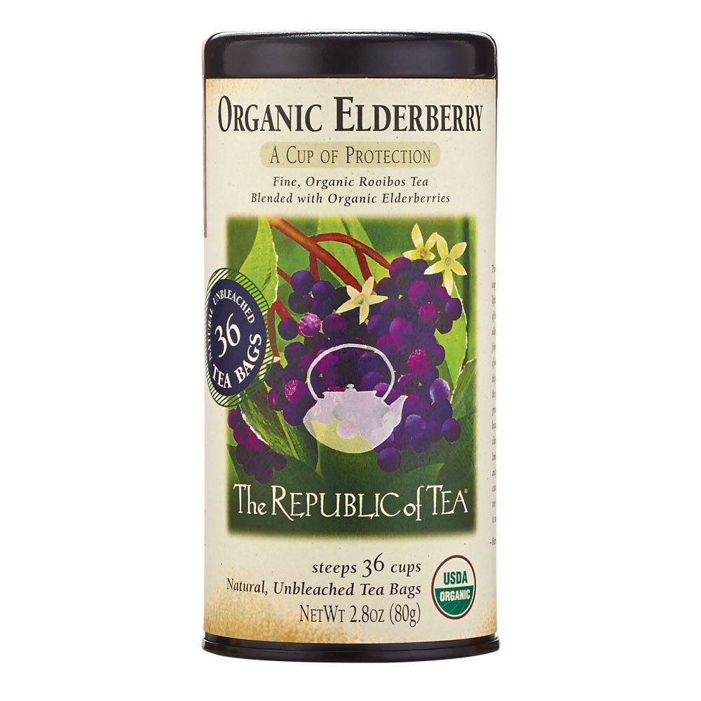 Organic Elderberry Tea