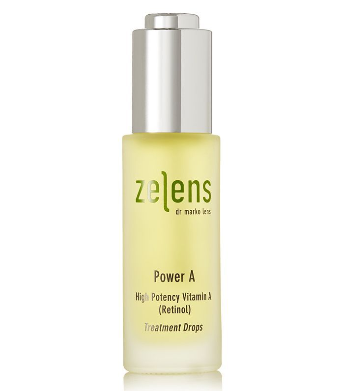 Best retinol serum: Zelens Power A High Potency Vitamin A (Retinol) Treatment Drops