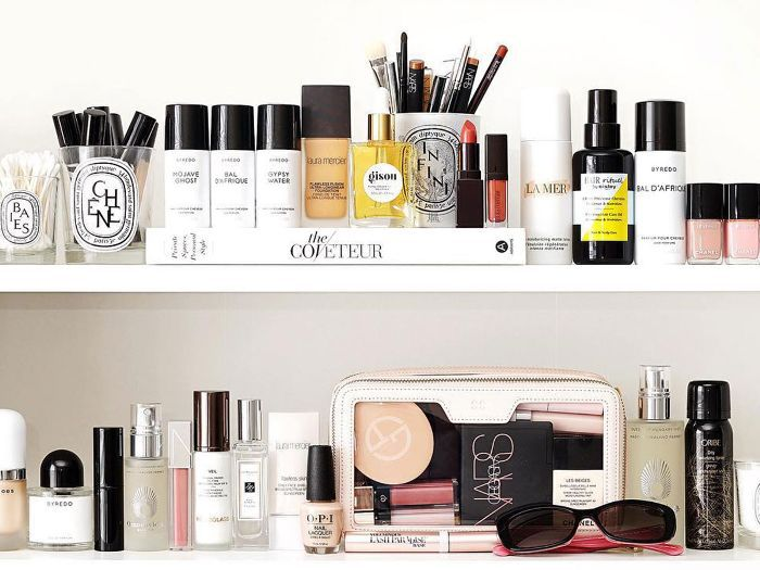 Five-star beauty products