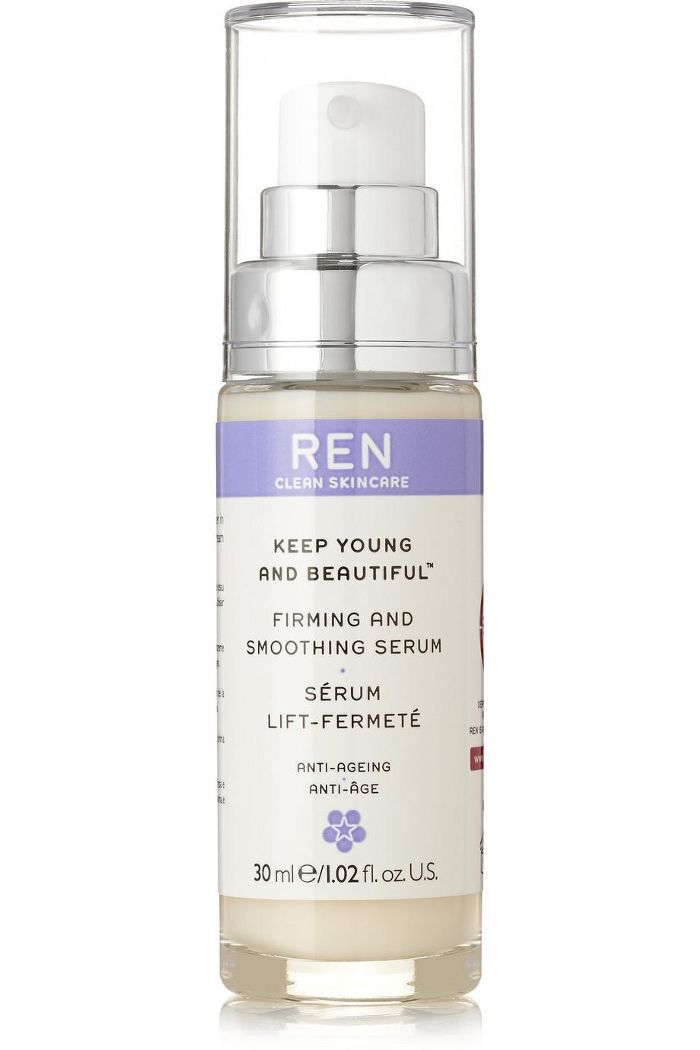 best serums for every skin type: REN Keep Young and Beautiful Firming and Smoothing Serum