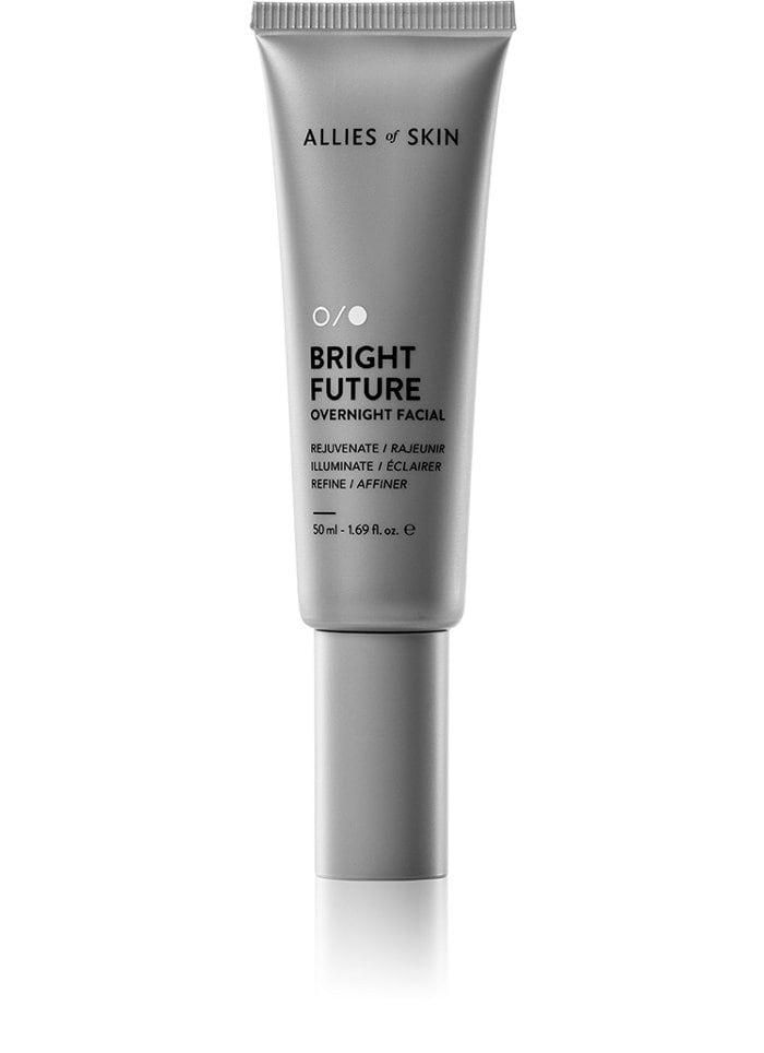 Allies of Skin Bright Future Overnight Facial