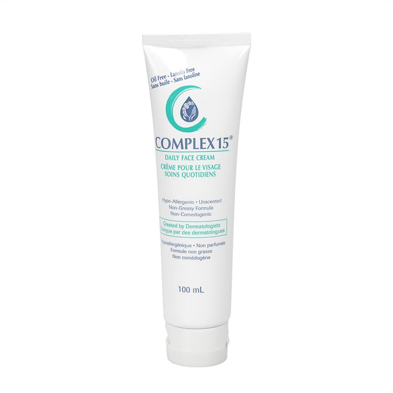complex 15 daily cream