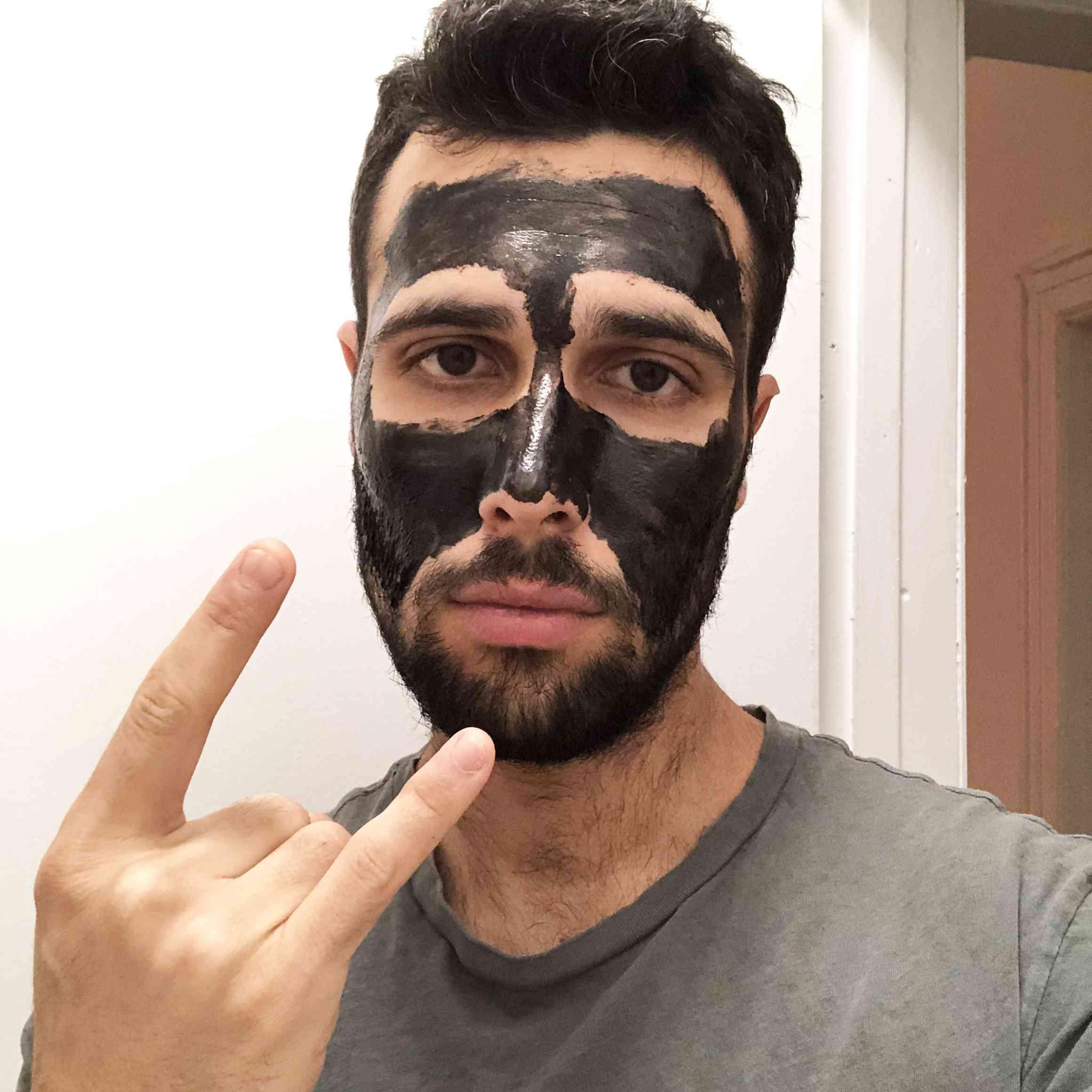 boscia black luminizing mask