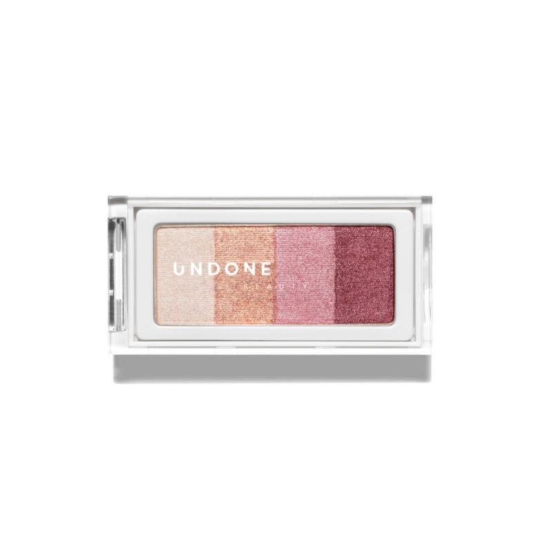 Undone Beauty Curator Eyeshadow Quad