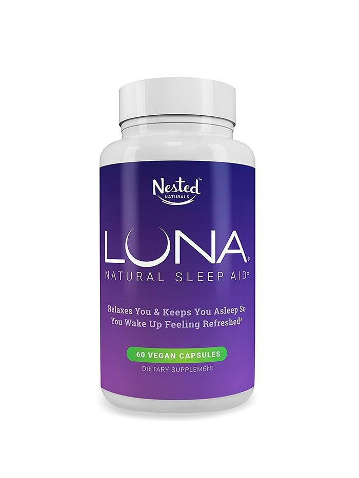 Nested Luna Sleep Aid - Best Health Products on Amazon