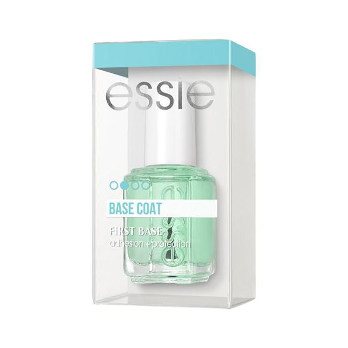 best drugstore beauty products: Essie First Base Care Base Coat