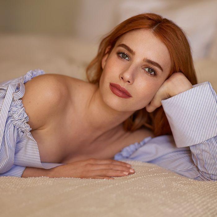 Emma Roberts Beauty Routine