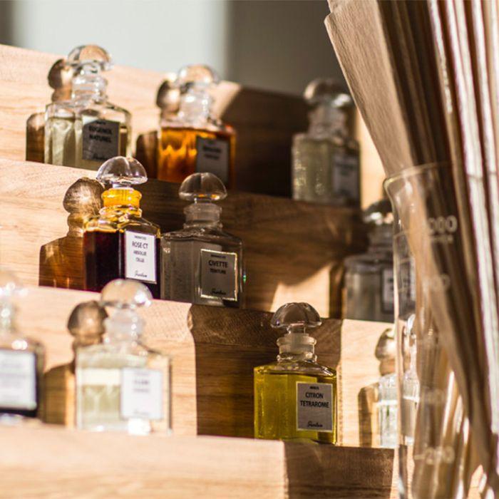 The History of Guerlain's Perfume Bottle