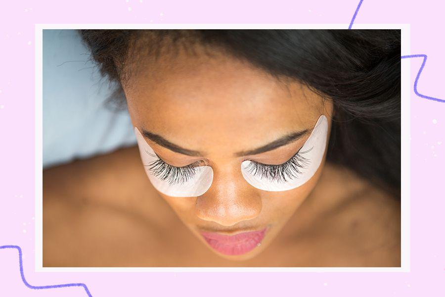 HAIRCUBE Eyelash Growth Serum Eyelash Eyebrow Growth Natural ...