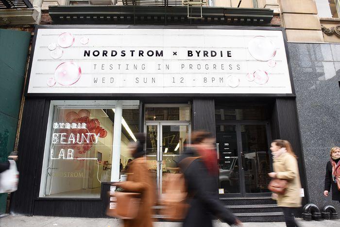 byrdie beauty lab location