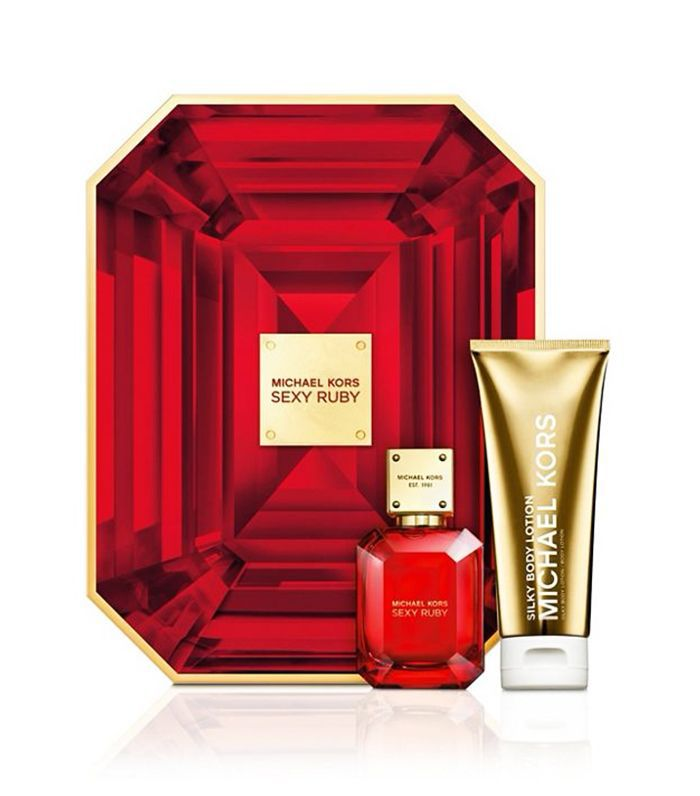 Best sale buys: Michael Kors Sexy Ruby Gift Set