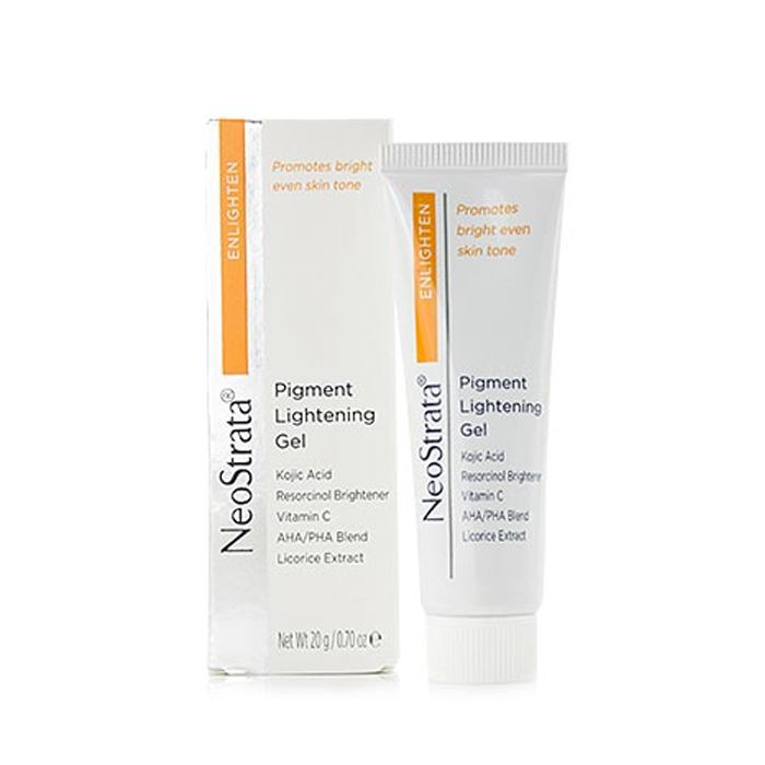 hyperpigmentation on face: Neostrata Enlighten Pigment Lightening Gel