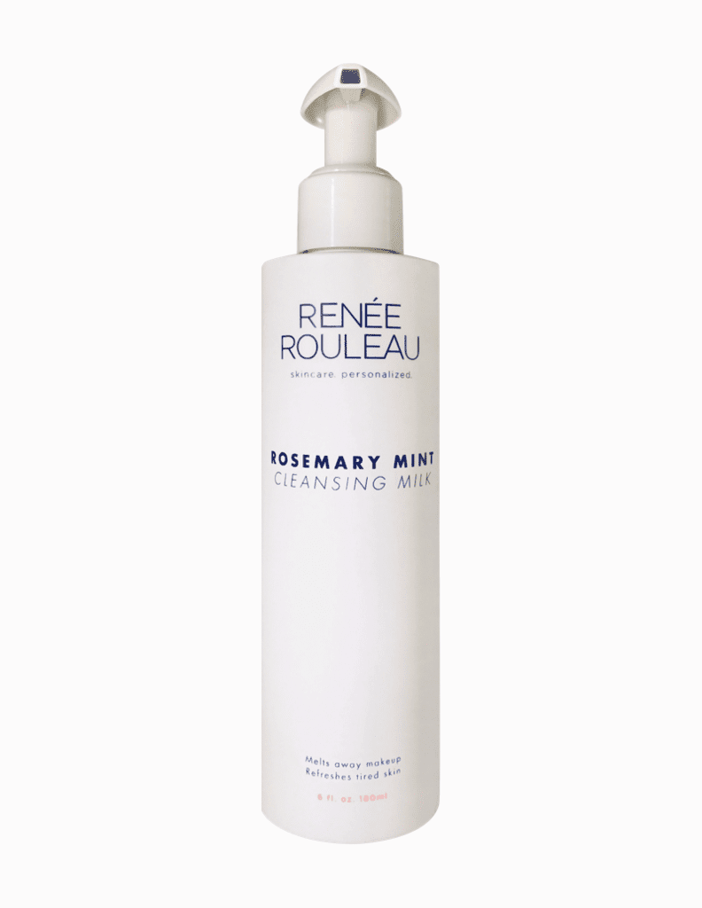 Renée Rouleau rosemary mint cleansing milk
