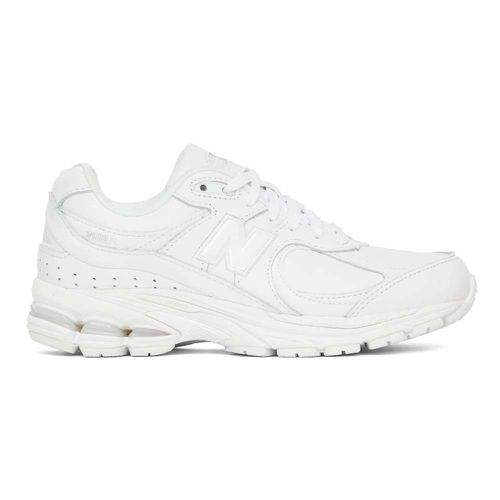 White 2002R Sneakers ($135)